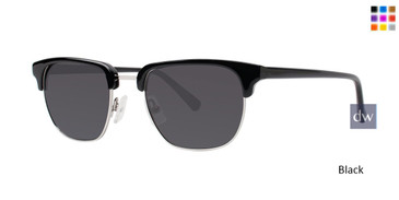 Black Zac Posen Filip Sunglasses - Teenager.