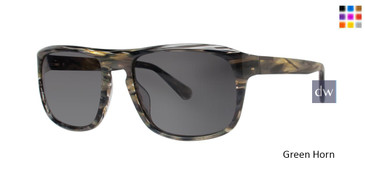 Green Horn Zac Posen Cain Sunglasses.