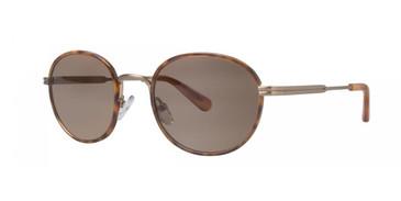 Blonde Tortoise Zac Posen Dean Sunglasses.