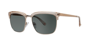 Matte Taupe Zac Posen Gable Sunglasses