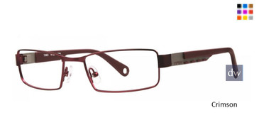Crimson Timex TMX RX Vanish Eyeglasses