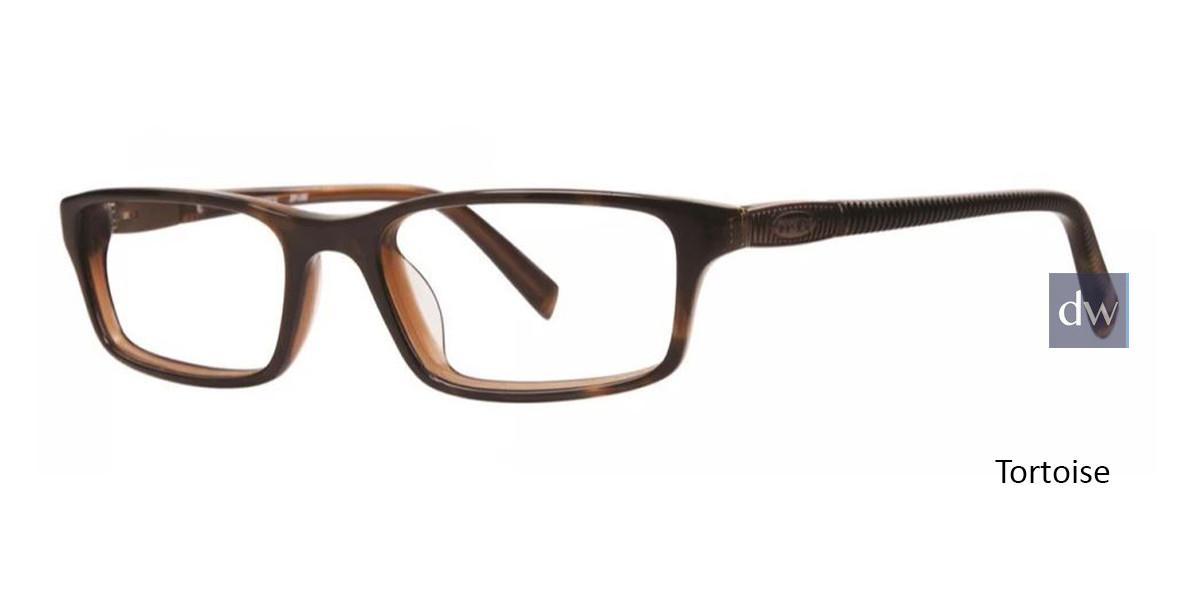 Tortoise Timex TMX RX Zip-line Eyeglasses - teenager