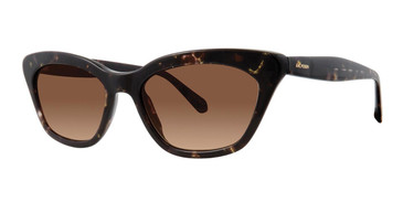 Black Gold Zac Posen Dolly Sunglasses.