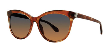 Autumn Horn Zac Posen Elyse Sunglasses.