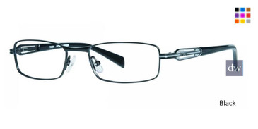 Black Timex TMX RX Backcheck Eyeglasses