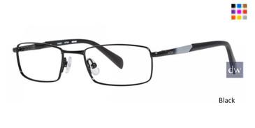 Black Timex TMX RX Overcome Eyeglasses - Teenager