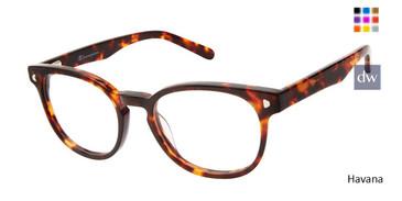 Havana Champion 1001H Eyeglasses.