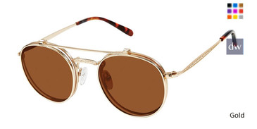 Gold Champion 1003H Sunglasses.