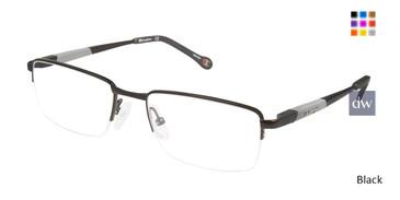 Black Champion 1016 Eyeglasses.