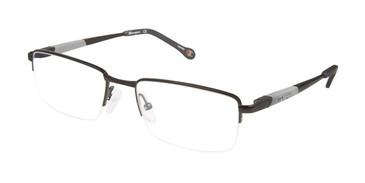 Black c02 Champion 1016 Eyeglasses.