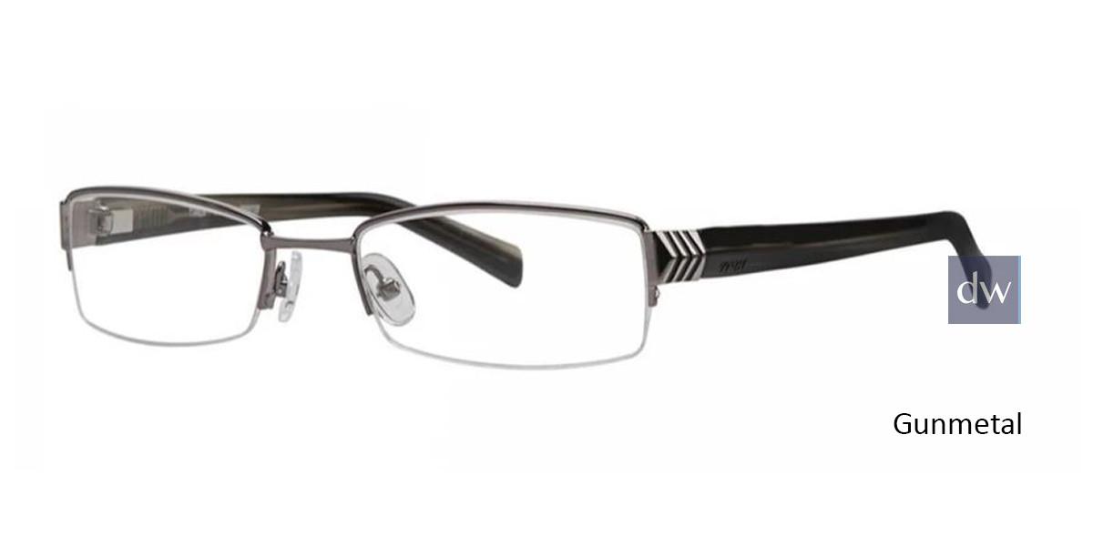 Gunmetal Timex TMX RX Formation Eyeglasses