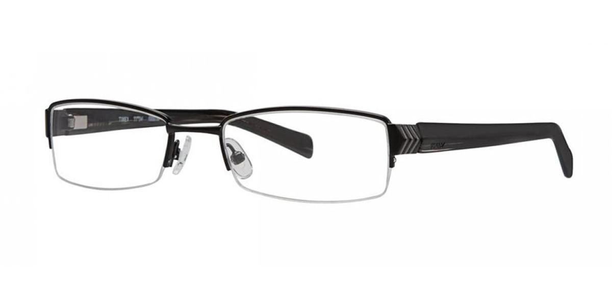 Black Timex TMX RX Formation Eyeglasses
