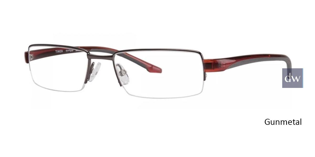 Gunmetal Timex TMX RX Audible Eyeglasses