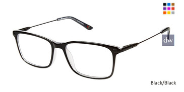 Black/Black Champion 2022 Eyeglasses.