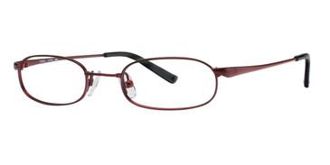 Maroon Timex TMX RX Curl Eyeglasses