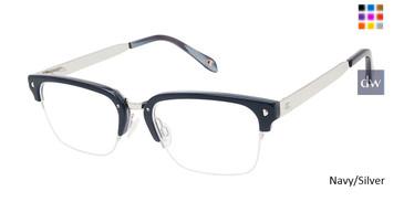 Navy/Silver Champion 2024 Eyeglasses.