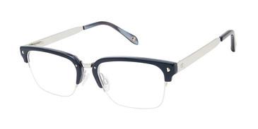 Navy/Silver c01 Champion 2024 Eyeglasses.
