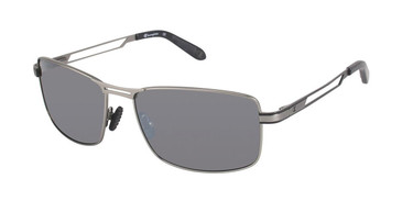 Matte Gun c03 Champion 6029 Polarized Eyeglasses.