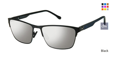 Black Champion 6063 Polarized Sunglasses.