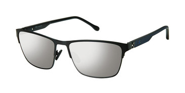 Black c01 Champion 6063 Polarized Sunglasses.