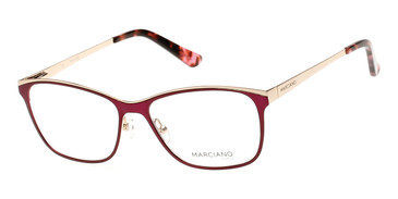 Violet/Other Marciano GM0255 Eyeglasses.