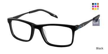 Black Champion 7014 Tween Champion Eyeglasses.