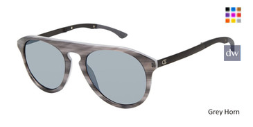 Grey Horn Champion Adjust Polarized Sunglasses.