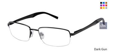 Dark Gun Champion FL4001 Fleet Titanium Eyeglasses.