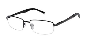 Dark Gun c01 Champion FL4001 Fleet Titanium Eyeglasses.