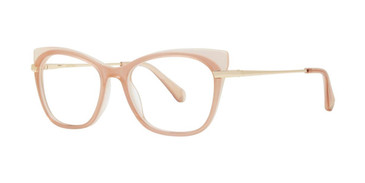 Blush Zac Posen Chaka Eyeglasses.