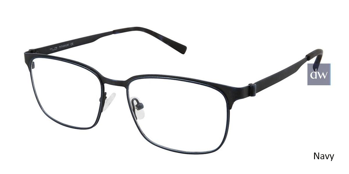 Navy Tlg NU034 Eyeglasses.