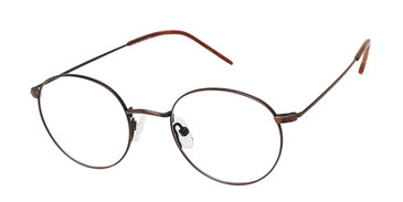 Antique Gold Tlg NU037 Eyeglasses - Teenager.