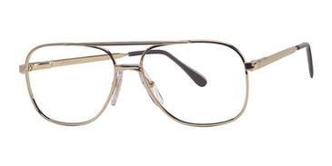 C021 Gold L'Amy Paris Westport Eyeglasses.