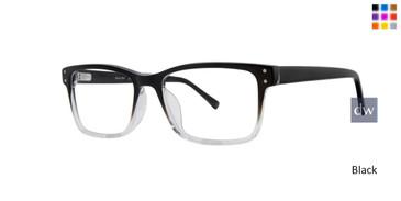 Black Comfort Flex Miller  Eyeglasses.