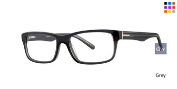 Grey Comfort Flex Damon Eyeglasses.