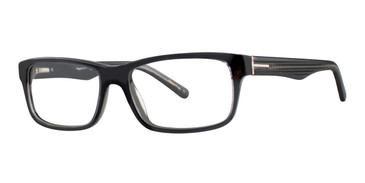Grey Comfort Flex Damon Eyeglasses.