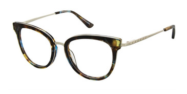 Blue Marble Glamour Editor's Pick 1018UF Tailored Fit Glamour Editor's Pick Eyeglasses.