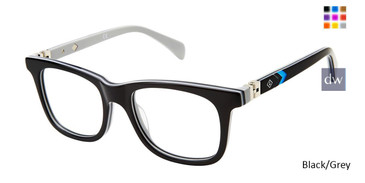 Black/Grey Sperry BLUEFISH Boys Tween Sperry Eyeglasses - Teenager.