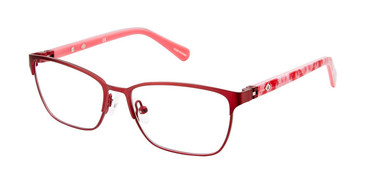 Matte Dark Rose Sperry HALYARD Girls Tween Eyeglasses - Teenager.