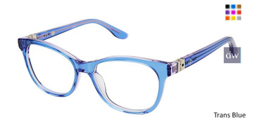 Trans Blue Sperry SEAFISH Girls Tween Sperry Eyeglasses - Teenager.