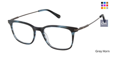 Grey Horn Sperry BARRINGTON Eyeglasses.