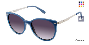 Cerulean Sperry BREEZE Polarized Sunglasses.