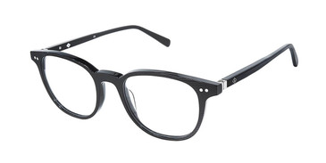 Black Grain Sperry COMPASS Eyeglasses - Teenager.