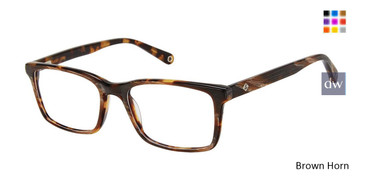 Brown Horn Sperry FOLLY Eyeglasses.