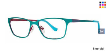 Emerald Kensie Girls RX Brunch Eyeglasses - Teenager