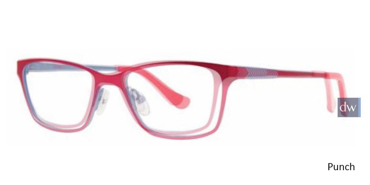 Punch Kensie Girls RX Brunch Eyeglasses - Teenager
