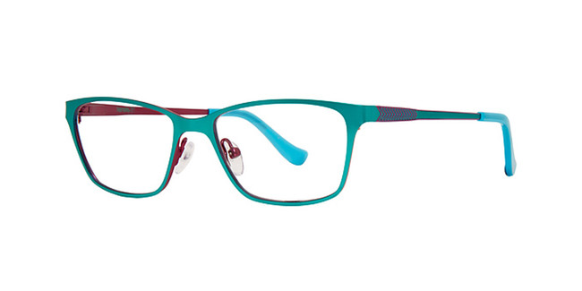 Emerald Kensie Girls RX Brunch Eyeglasses - Teenager