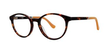Tortoise Kensie Girls RX Fly Eyeglasses