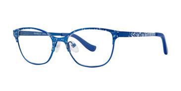 Blue Kensie Girls RX Splatter Eyeglasses - Teenager