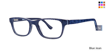 Blue Jeans Kensie Jeans Eyeglasses - Teenager